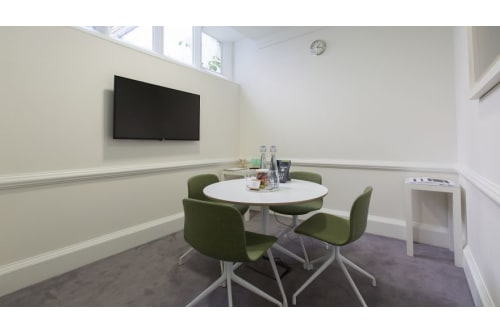 Office space located at 15 Stratton Street, Room The Cooper Room , #1