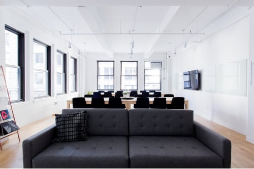 Office space located at 150 West 28th Street, 4th Floor, Suite 404, Room 1, #2