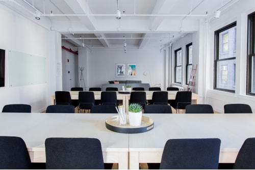 Office space located at 150 West 28th Street, 4th Floor, Suite 404, Room 1, #6