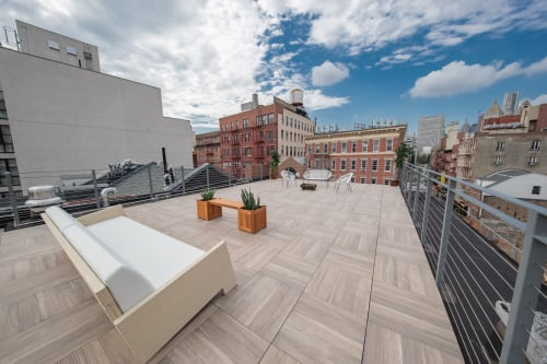 Office space located at 188 Grand Street, 4th Floor, Suite The Rooftop, #5