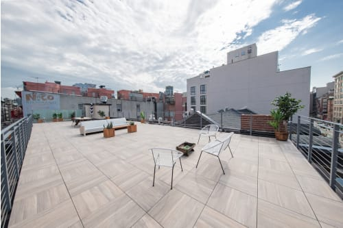 Office space located at 188 Grand Street, 4th Floor, Suite The Rooftop, #7