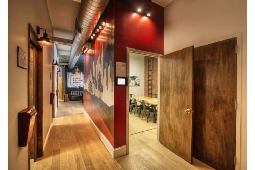 Office space located at 188 Grand Street, 2nd Floor, Suite Soho East Meeting Room, #2