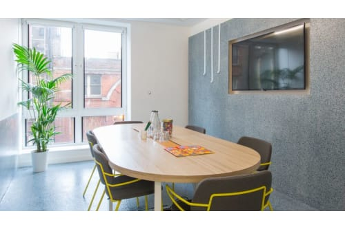 Office space located at 2 Angel Square, London, Room MR 05, #MR 05, 2 Angel Square, Torrens Street, Room MR 05, #1