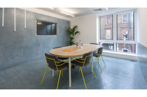 Office space located at 2 Angel Square, London, Room MR 07, #MR 07, 2 Angel Square, Torrens Street, Room MR 07, #2