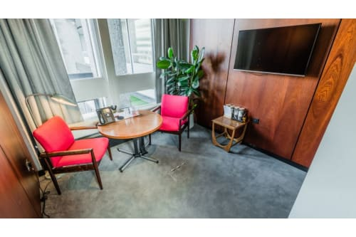 Office space located at 2 Riding House Street, Room MR 09, #1