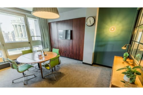 Office space located at 2 Riding House Street, Room MR 12, #2