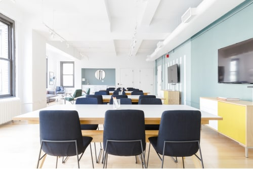 Office space located at 2 West 46th Street, 14th Floor, Suite 1404, #1