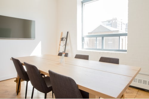 Office space located at 20 Maud St., 3rd Floor, Suite 301, Room 1, #2