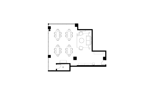 Floor-plan of 2075 Boulevard Robert Bourassa, 6th Floor, Suite 660