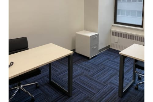 Office space located at 211 East 43rd Street, 7th Floor, Room Office #604, #1