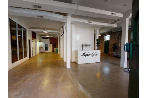 Office space located at 2155 West Hubbard Street, 1st Floor, Room Flex Space, #1