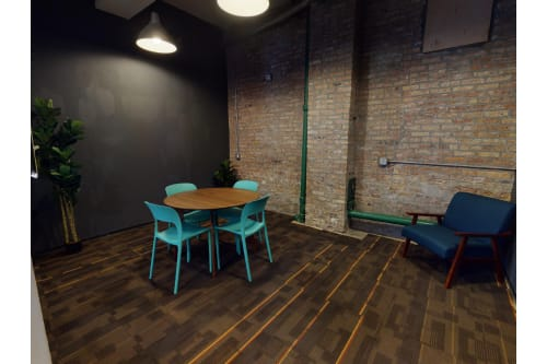 Office space located at 2155 West Hubbard Street, 1st Floor, Room Flex Space, #3