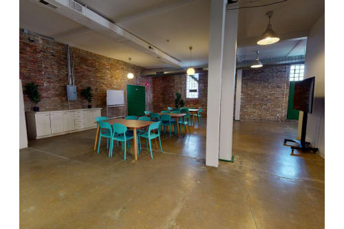 Office space located at 2155 West Hubbard Street, 1st Floor, Room Flex Space, #4