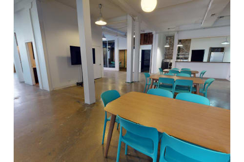 Office space located at 2155 West Hubbard Street, 1st Floor, Room Flex Space, #7