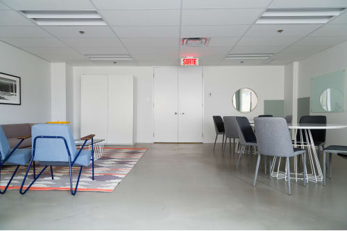 Office space located at 2160 Rue de la Montagne, 7th Floor, Room 720, #6