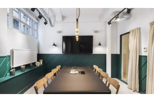Office space located at 24 Greville Street, Room MR 04, #1