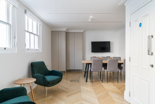 Office space located at 25 Dover Street, Mayfair, #-2, 25 Dover Street, Mayfair, 4th Floor, Room 2, #1