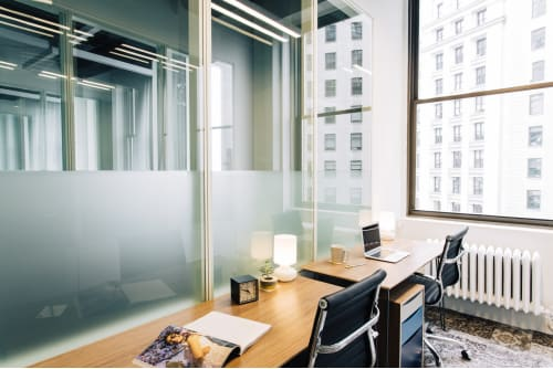 Office space located at 26 Broadway, 3rd Floor, Room 2 Person Office, #1