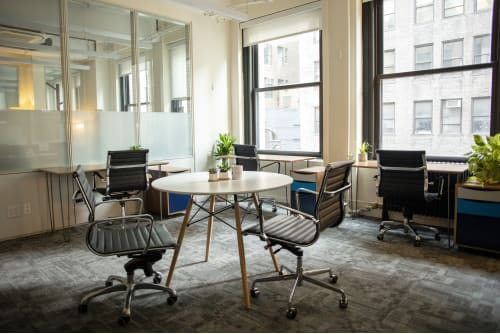 Office space located at 26 Broadway, 3rd Floor, Room 6 Person Office, #1