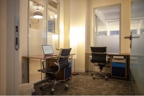 Office space located at 26 Broadway, 8th Floor, Room 2 Person Office, #1