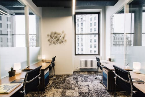 Office space located at 26 Broadway, 8th Floor, Room 4 Person Office, #1