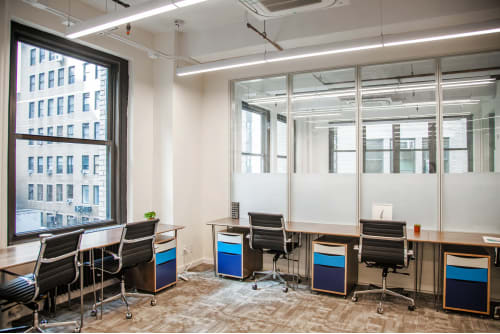 Office space located at 26 Broadway, 8th Floor, Room 8 Person Office, #1