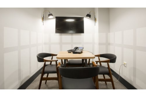 Office space located at 29 Throgmorton Street, Room MR 04, #1