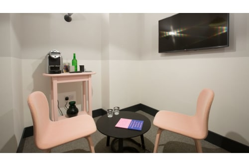 Office space located at 29 Throgmorton Street, Room MR 06, #1