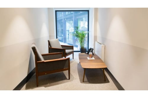 Office space located at 29 Throgmorton Street, Room MR 06, #2