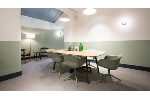 Office space located at 29 Throgmorton Street, Room MR 08, #1