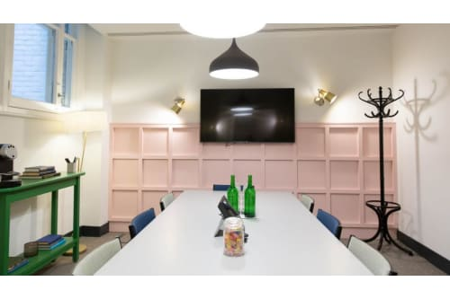 Office space located at 29 Throgmorton Street, Room MR 12, #1