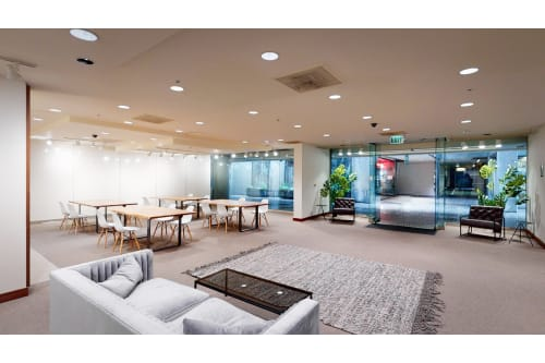 Office space located at 3 Embarcadero Center, 1st Floor, #3