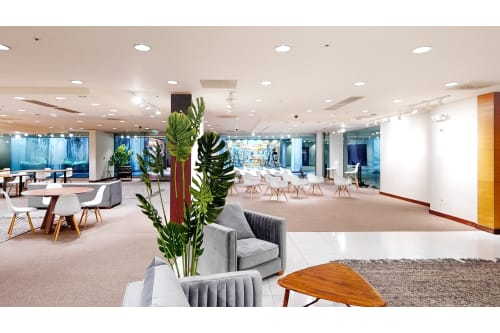 Office space located at 3 Embarcadero Center, 1st Floor, #9