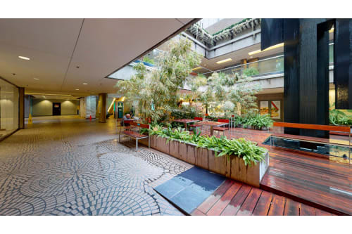 Office space located at 3 Embarcadero Center, 1st Floor, #16