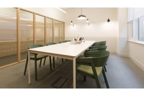 Office space located at 3 Lloyd's Avenue, Room MR 01, #1