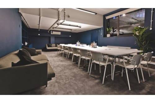 Office space located at 31–35 Kirby Street, Room MR 01, #1