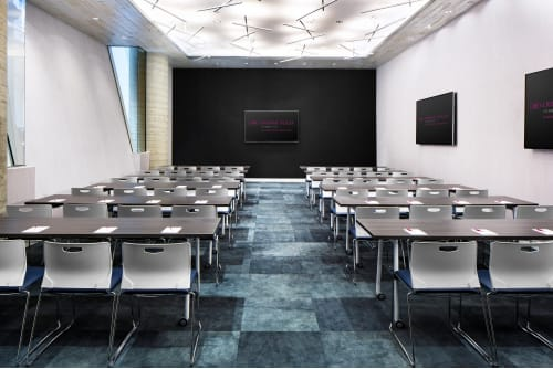 Office space located at 320 West 36th Street, 4th Floor, Room The Hudson Meeting Room, #1