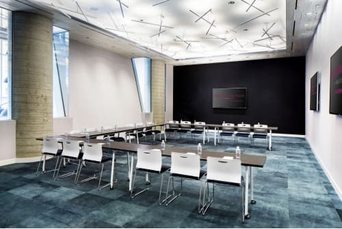 Office space located at 320 West 36th Street, 4th Floor, Room The Hudson Meeting Room, #2
