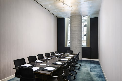Office space located at 320 West 36th Street, 4th Floor, Room The Midtown Meeting Room, #2