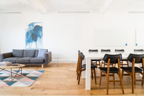 Office space located at 32-34 Great Marlborough Street, Soho, 2nd Floor, #1
