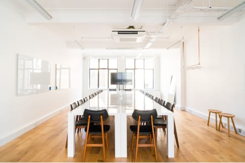Office space located at 32-34 Great Marlborough Street, Soho, 2nd Floor, #2