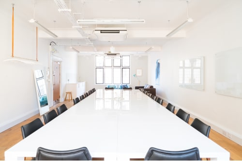 Office space located at 32-34 Great Marlborough Street, Soho, 2nd Floor, #5