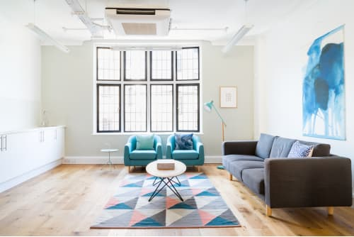 Office space located at 32-34 Great Marlborough Street, Soho, 2nd Floor, #3