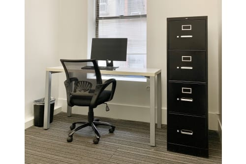 Office space located at 353 West 48th Street, 4 th Floor, Room Office #316, #1