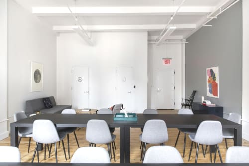 Office space located at 37 West 20th Street, 12th Floor, Suite 1207, #4
