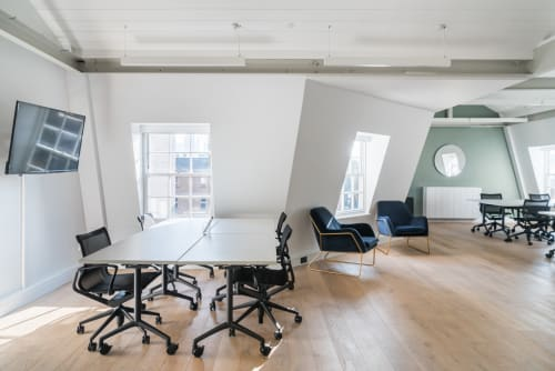 Office space located at 38 Rosebery Avenue, Clerkenwell, 3rd Floor, Room 3, #1