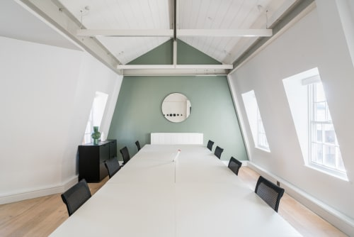 Office space located at 38 Rosebery Avenue, Clerkenwell, 3rd Floor, Room 3, #2