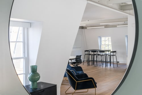 Office space located at 38 Rosebery Avenue, Clerkenwell, 3rd Floor, Room 3, #5