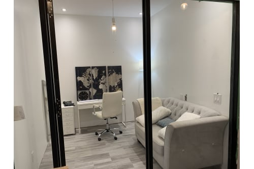 Office space located at Meeting Room, Remax Main Floor, 392 Brown's Line, Remax Main Floor, #1