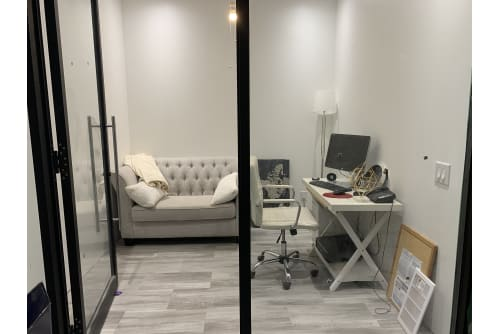 Office space located at Meeting Room, Remax Main Floor, 392 Brown's Line, Remax Main Floor, #5
